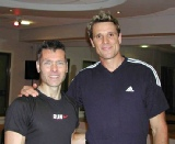 Russell and James Cracknell